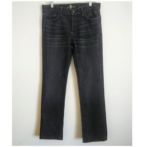 7 for all mankind standard Button FlyJeans